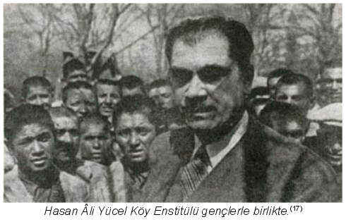 Bir Aydınlanma Devrimcisi Hasan âli Yücel Cumhuriyet Insanları